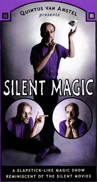 Stageshow Silent Magic